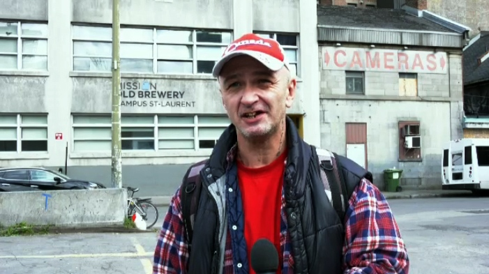 Jason Hambrook is hoping more homeless people vote