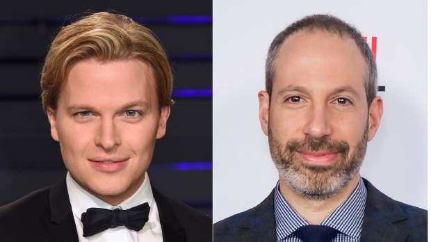 Ronan Farrow and Noah Oppenheim