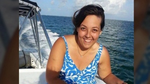 Body of Canadian woman killed by Dorian returns