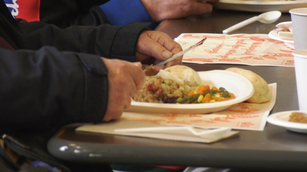 UGM serves thousands of Thanksgiving meals to the homeless