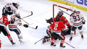 Edmonton Oilers, James Neal, Chicago Blackhawks