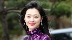 Sulli was a product of South Korea's fiercely competitive show business industry. (AFP)