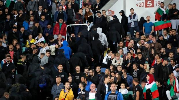 Bulgarian fans