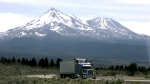 Mount Shasta near Weed, Calif., on June 19, 2008. (Rich Pedroncelli / AP)
