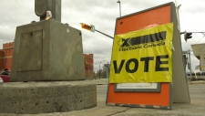 Elections Canada, Vote, Kerby Centre
