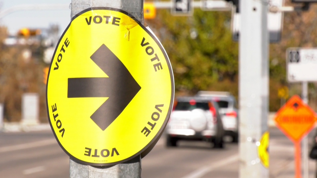 High turnout for advance polls could be indicator of overall election turnout