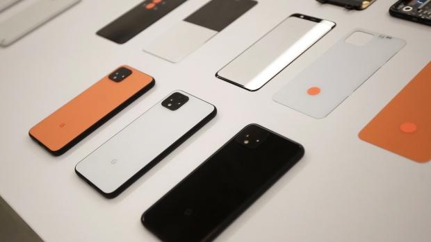 Google's Pixel 4 phones