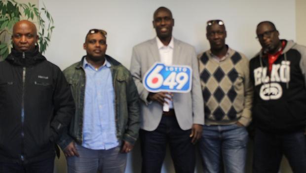 Adonis, Ntwari, WCLC, lottery, Lotto 6/49