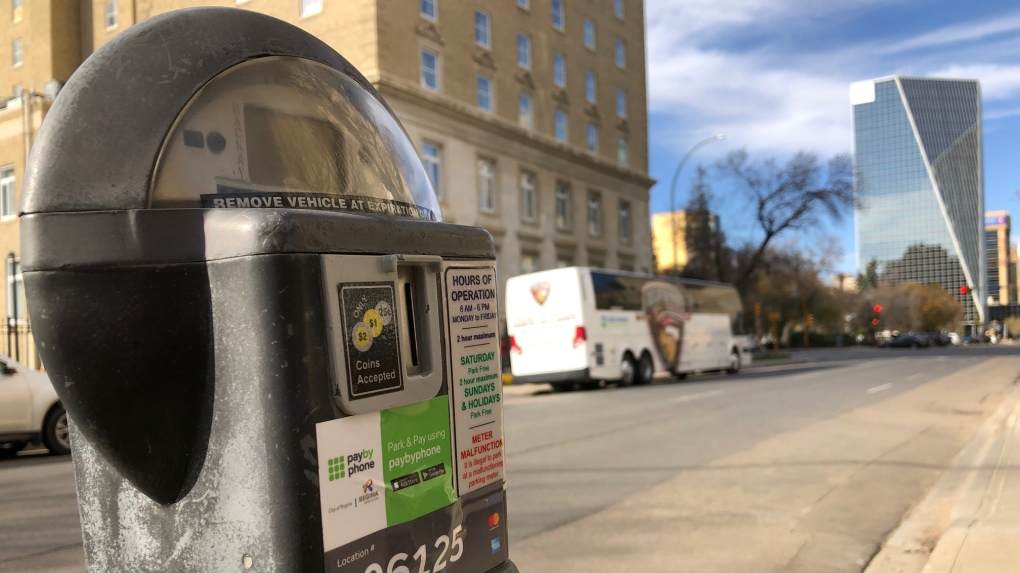 City of Regina introduces PayByPhone for downtown parking