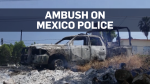 Mexico police ambush