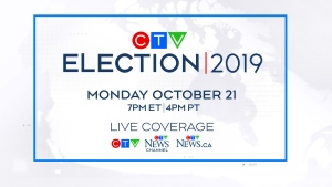CTV News' live election coverage