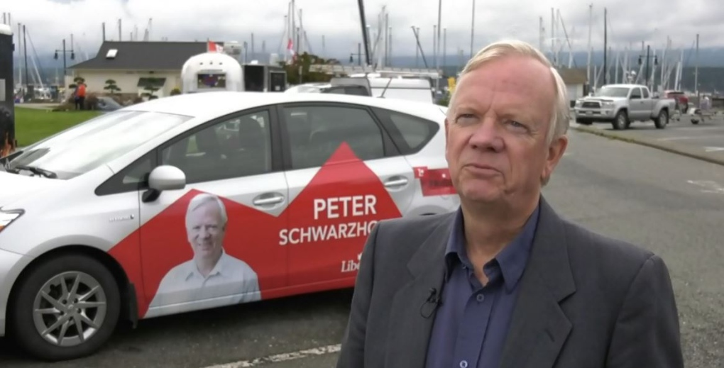 Vancouver Island candidates: North Island-Powell River