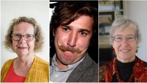 Valerie Kennedy (Green), Donovan Eckstrom (Rhinoceros) and Naomi Rankin (Communist) have all run in multiple elections.