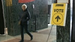 Advance poll numbers could mean high voter turnout
