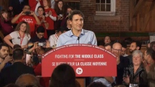 Trudeau delivers remarks in Halifax, N.S.