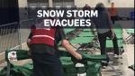 Manitoba evacuees