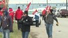 Sask. strike hits 10th day