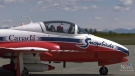 Canadian Snowbird pilots discuss unlikely marriage