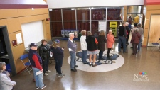 Advance voter turnout breaks national records
