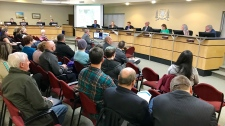 Spruce Grove City Council meeting