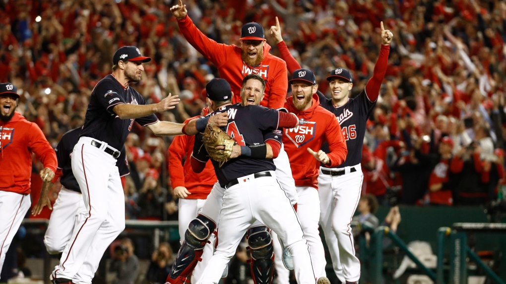 Long wait over for some Astros, National in 1st World Series