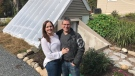 Their house might look like many others, but when sustainable living advocates Joe Hood and Megan Andrus decided to build their new home, they decided it would be different.