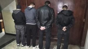 Soccer disturbance suspects in Sofia
