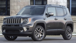 The 2020 Jeep Renegade