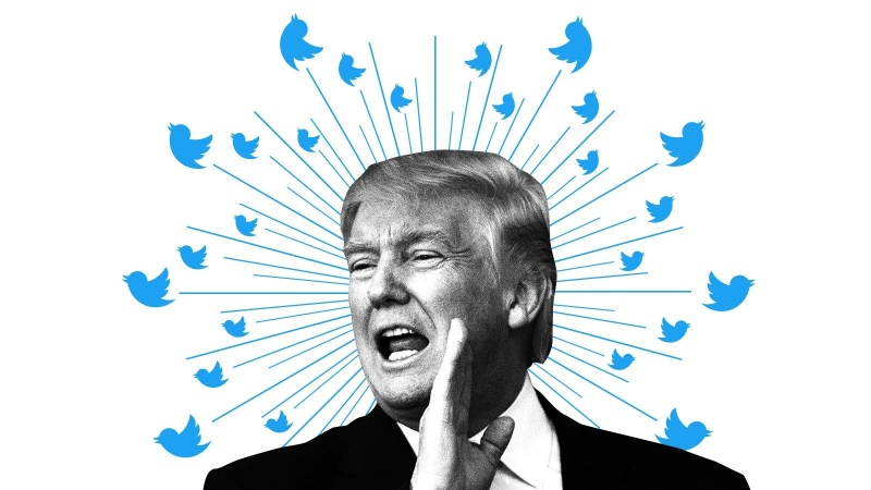 """Twitter plans to place a disclaimer on future tweets from world leaders that break its rules but which Twitter decides are in the """"public interest,"""" the company said in a blog post."""