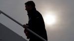 'Keep it civil': Scheer tells heckler