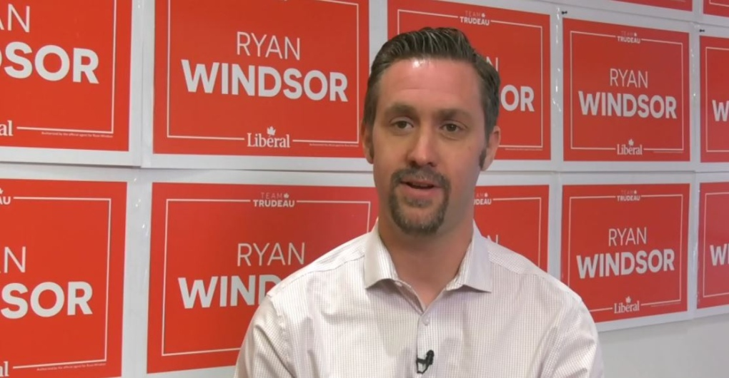 Vancouver Island candidates: Saanich-Gulf Islands
