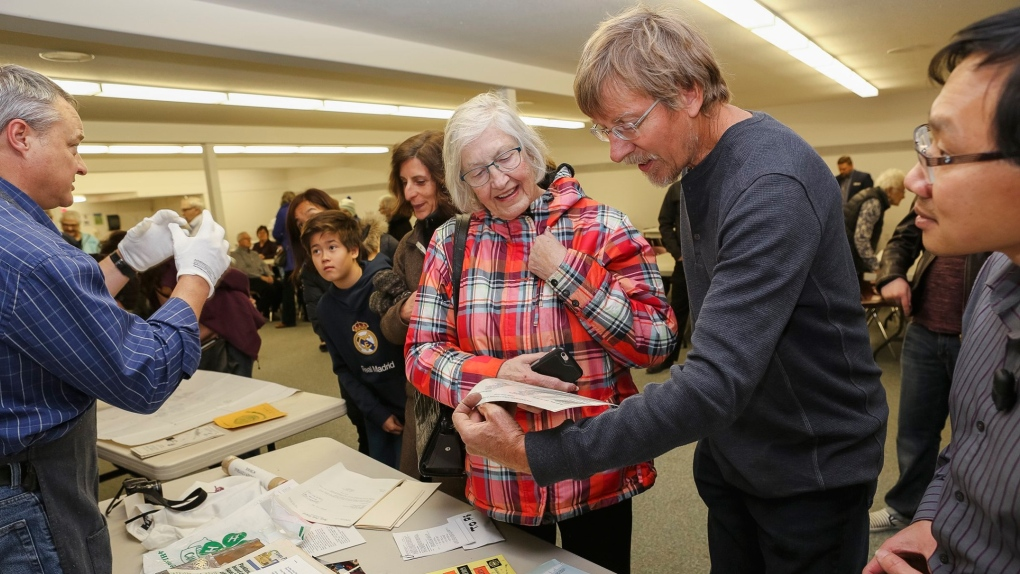 'Remembering our heritage': Stony Plain time capsule unearths items from the 90s