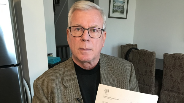 Man shocked he had to pay OHIP for hospital stay after winning lawsuit