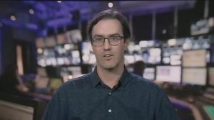 Damon Matthews, Concordia professor and climatologist.