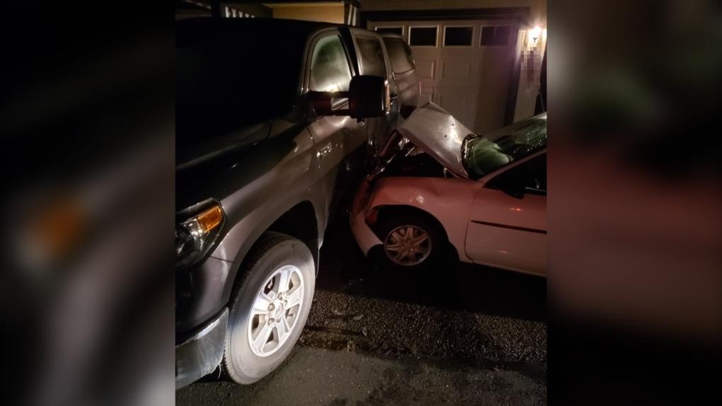 Roger Harper crash