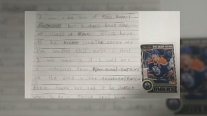 Letter to Ryan Nugent-Hopkins