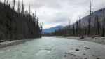 "This photo from Liam Lumsden titled ""Lillooet River"" aired on CTV News at Six on Wednesday, Oct. 16"