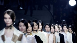 Luxury brand Dior found itself in hot water after using a map of China which didn't include Taiwan. (AFP)