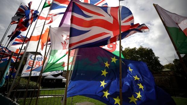 Britain, EU strike last-ditch Brexit deal