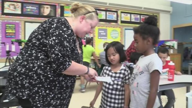 Elementary teachers talks