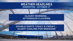 Oct. 17 weather headlines