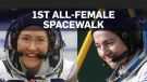 FEM SPACEWALK