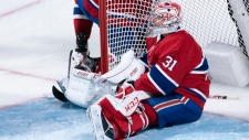 Montreal Canadiens goaltender Carey Price needs more help from his defence if the Habs have any hope of pushing their record past .500. The visiting Minnesota Wild provides the perfect opportunity to tighten up the back end. THE CANADIAN PRESS/Paul Chiasson