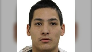 Adam Taniskishayinew is seen in this Regina police handout photo.