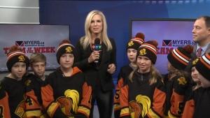 Myers Team of the Week: Ottawa West Minor Atom Go