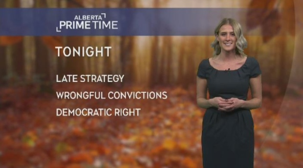 Alberta Primetime Oct 16, 2019