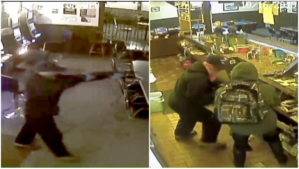 Torrington armed robbery