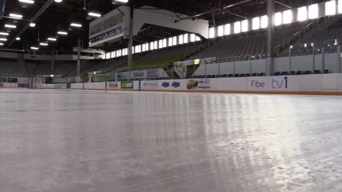 Halifax Forum ice