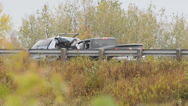 Windsor crash