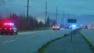 Pedestrian hit and killed on Abbotsford highway